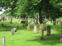 Scottish Highlands--Gairloch Cemetery