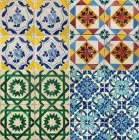 baldosas de cerámica de Portugal