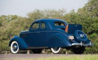 1936 Ford V8 Deluxe 5 Window Coupe
