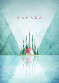 Let's visit Canada!