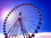 Ferris Wheel, Worthing, UK