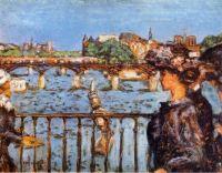 Pierre Bonnard: El Pont de las Artes, 1905