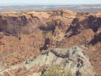 Canyonlands NP : Upheaval Dome