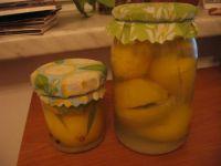 Preserved lemons - yummy :))))