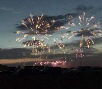 Fireworks in Idaho