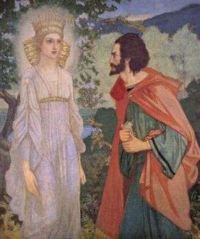 Merlin And The Faerie Queen- Birds of Rhiannon