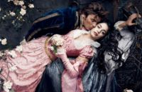 Romeo and Juliet by Annie Leibovitz