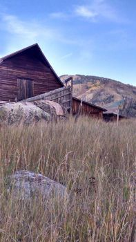 Steamboat Springs Colorado Iconic Barn