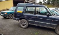 1996 and 1998 Land Rover Discovery tdi diesels