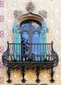 """Themes """"Doors and Windows"""" - Casa Amatller, Barcelona"""