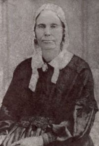 My maternal 3rd great grandmother, Barsheba Barbara Boyd Clark Belcher