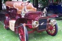 1908 Cadillac Model T Touring -