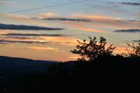Weardale sunset