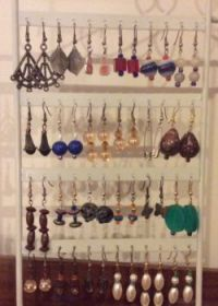 Earrings I Sell for Charity
