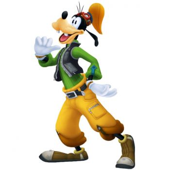 Kingdom Hearts: Goofy