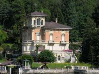 Villa, Lugano Lake, Switzerland
