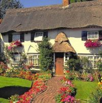 Surrey Thatched Cottage