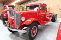 "International ""C40F"" Truck  - 1936"