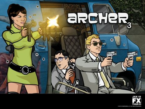Archer - Shootout