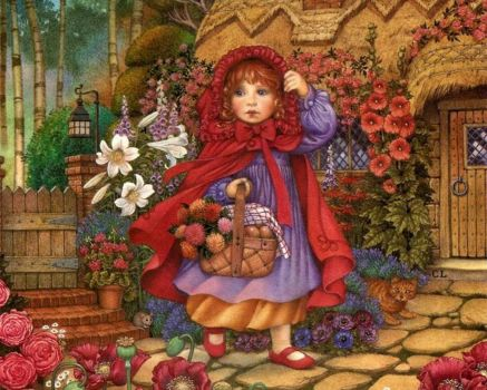 Little Red Riding Hood~smaller