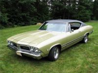 1968 Pontiac Beaumont