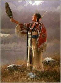 """1  ~  """"Prayer for their vanishing herd."""""""