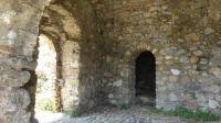 Mystras Castle ruins 5 - Greece