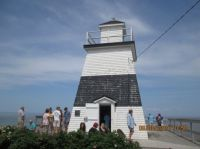 1 Aug 8 at Margaretville lighthouse  Nova Scotia