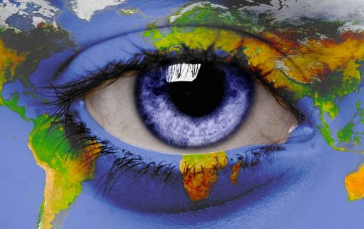 An Eye on the World