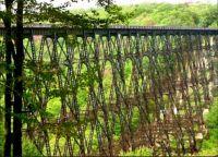 Kinzua Viaduct, Pennsylvania