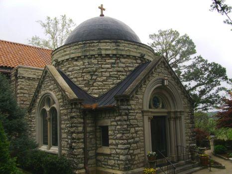 built mid 1800's church