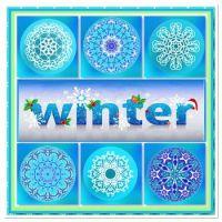 Kaleidos in Winter