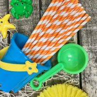 Beach supplies for kiddies