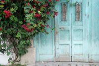 Puerta celeste