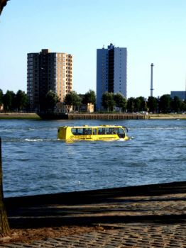 Splash Tours - the water bus