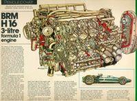 BRM-H16-Engine