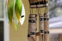 Windchimes With Bee