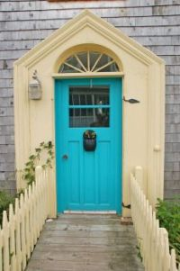 Annapolis Royal Door 2