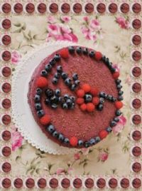 Narozeninový dort...  Birthday cake...