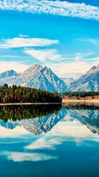 Mount Moran -- Grand Teton National Park...