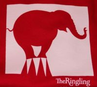 T-shirt From the Ringling Museum