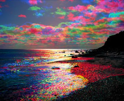 Colour Beach