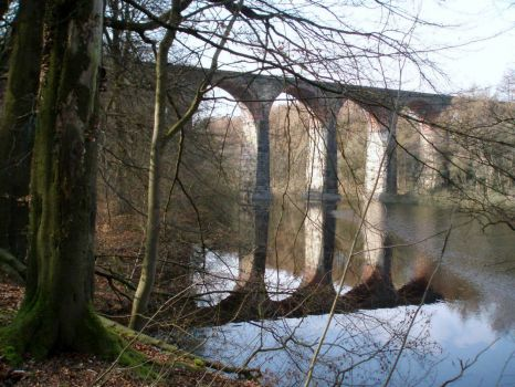 Viaduct to Entwistle Station (4)