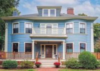 1900 Victorian House in MA