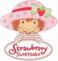 Feeling Nostalgic - Strawberry Shortcake