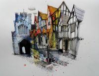 OLD BUILDINGS - medium