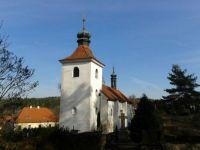 Kostel sv. Šimona a Judy v Týnci nad Sázavou
