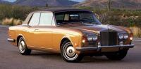 1973 Rolls Royce Corniche front quarter