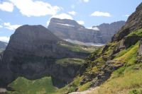 Grinnell in Glacier National Park
