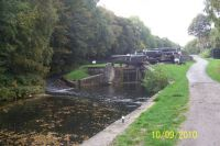 Forge 3 Locks, #8-#10, Leeds &Liverpool Canal